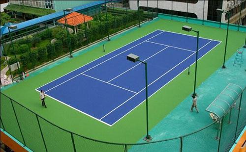 网球场地ZRXDB—