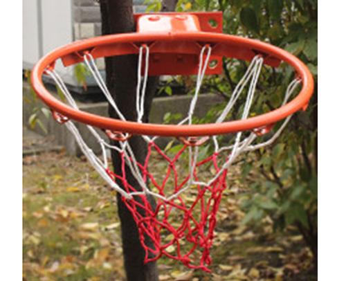 双弹簧实心篮筐篮圈