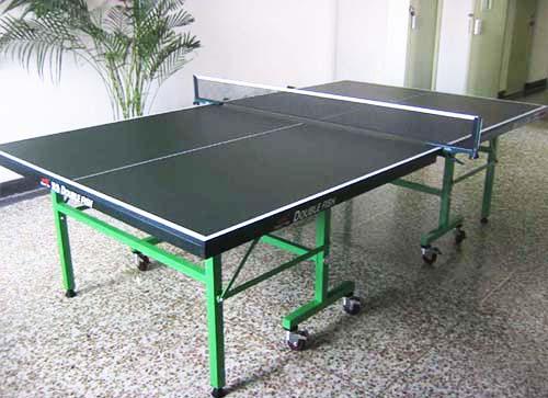 高级单折乒乓球台ZR