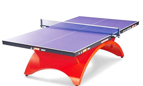 彩虹乒乓球台ZRXD